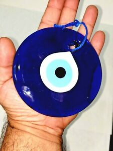 4 inch Nazar Evil Eye Large Size Wall Hanging Bad Luck Protection'''ON SALE'''