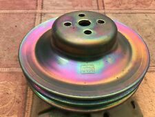 FORD Water Pump Pulley 2 groove C8AE-8509-A  390 1968 - 1971