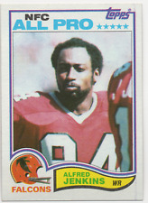 1982 Topps 'NFC ALL PRO' #281 - ALFRED JENKINS