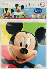 New Hallmark Disney Mickey Mouse Clubhouse FunZip Fun Zip Gift Box Sealed