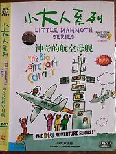 Little Mammoth Series: The Big Aircraft Carrier Mandarin and English PAL DVD