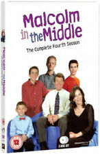 Malcolm in The Middle The Complete Series 4 - DVD Region 2 Shipp