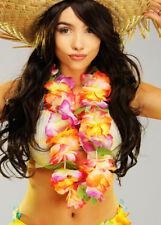Tropical Hawaiian Flower Garland