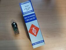 RT PTT-122P   (Double Triode)  TUBE LAMPE TSF NOS
