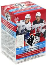 2019-20 Upper Deck SP Hockey Authentic NHL Factory Sealed Blaster Box - **New**