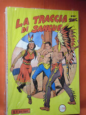 TEX  WILLER GIGANTE N°1/29 -N° 3 -LA TRACCIA DI SANGUE -PUBBLICAZIONE AMATORIALE