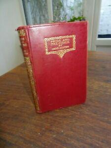 1922 PRIDE & PREJUDICE by JANE AUSTEN 39 PLTS BY BROCK MR DARCY PERSUASION EMMA^