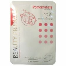 Vanedo Beauty Friends Pomegranate Korean Facial Mask Sheet 23g 16pcs