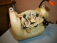 """Stihl FS 36 Trimmer  GAS TANK&REED ASSEMBLY"""" USED ORIGINAL PART."""