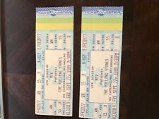 ROLLING STONES VINTAGE TICKETS (4) FOUR TICKETS