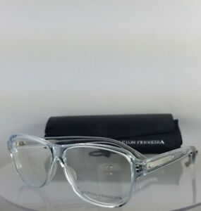 Brand New Authentic Barton Perreira Eyeglasses Newmar Transparent
