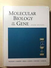 Molecular Biology of the Gene by Stephen P. Bell, James D. Watson, Alexander...