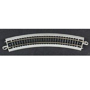 """NEW Bachmann 11-1/4"""" Radius Nickel Silver Track Set (10) N Scale BAC44880 x10"""