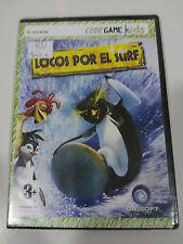 LOCOS POR EL SURF JUEGO PC ESPAÑOL DVD-ROM CODEGAME KIDS UBISOFT NUEVO