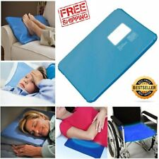 Large Cold Therapy Pad Reusable Ice Pack Pain Relief Sport Compress Back NEW