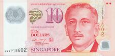 Singapore P-48a 10 dollars (2004) UNC