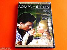 ROMEO Y JULIETA - Renato Castellani 1954 / Laurence Harvey - Precintada
