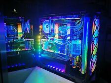 Gaming PC Asus Zenith II Extreme, AMD Ryzen Threadripper 3970X MSI Nvidia 3090