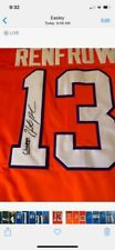 Clemson Tigers Hunter Renfrow Signed Raiders Jersey Champs Autographed Proof