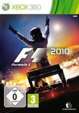 F1 2010 (Microsoft Xbox 360, 2010, DVD-Box)