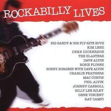 Various Artists : Rockabilly Lives CD (2005)