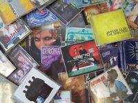 Konvolut 100 CDs Alben Maxis Sammlung DIVERSE Genres Pop Rock Schlager Klassik