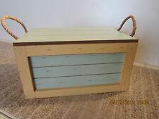 "Decorative, Nautical, Seaman'S ""Stowage Box"""