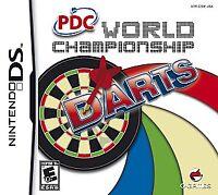 PDC World Championship Darts (Nintendo DS, 2009) Used