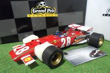 F1 FERRARI 312 B # 28 GP Bélgica 1970 Giunti 1/18 EXOTO 97066 coche fórmula 1