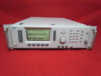 "WILTRON(Anritsu) 68347B Synthesized Sweep SIGNAL GENERATOR ""CALIBRATED"""