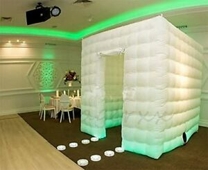 Portable Inflatable LED Photo Booth