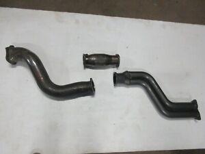 "Ford Falcon BA-BF 4"" Dump pipe & cat XR6 Turbo"