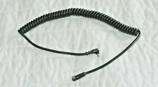 PC Male to PC Female Coiled 3-foot Sync Cord