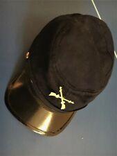 Children's Civil War Kepi Union Army Hat , Expandable, All Cotton