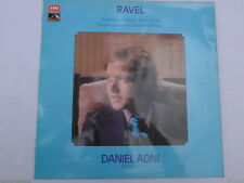 Ravel/Daniel Adni– Sonatine/Miroirs/Jeux...LP, UK, NM