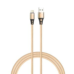 Nylon 1M Long Micro USB Data Sync Charger Cable Lead For Samsung Android Phones