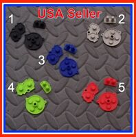 Replacement Rubber Conductive Pads for Nintendo Game Boy Advance - Pick Color!