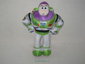 Disney Pixar Toy Story 4 High-Flying Buzz Lightyear Talking Plush, NEW, Open Pkg