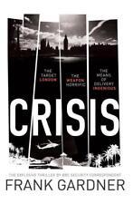 Crisis - von Frank Gardner(TB 2017)  englischsprachig