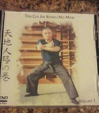 Bujinkan Fundamentals Tenchijin Curriculum Budo Taijutsu Ninpo ninjutsu ninja