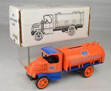 Ertl #7652 1926 AC Mack Gulf Tank Truck Bank 1/38 Scale Near Mint W/Box