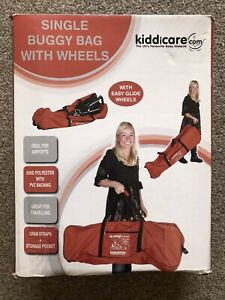 BNIB Single Buggy Bag With Wheels Ideal For Travel
