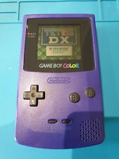 Nintendo Game Boy Handheld System - Grape