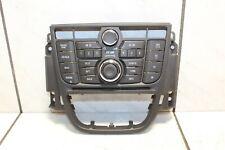 Opel Meriva B CD500 CD 500 Radiobedienteil Bedienteil Radio Navi Phone 13346047