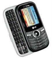 LG VN251s Cosmos 3 - Black (Verizon) Cellular Phone