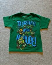 Ninja Turtle Shirt 4T