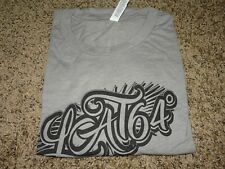NEW Latitude 64 Disc Golf Graffiti Shirt - Large