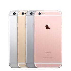 Apple iPhone 6S Rose Gold/Grey/Silver 16GB-32GB-64GB-128GB Unlocked-A1688 iOS 14