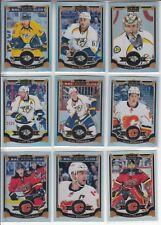 15/16 OPC Platinum Calgary Flames Jonas Hiller Rainbow card #31