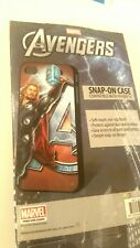 New THOR IPHONE 4 Snap-On CASE Marvel Avengers